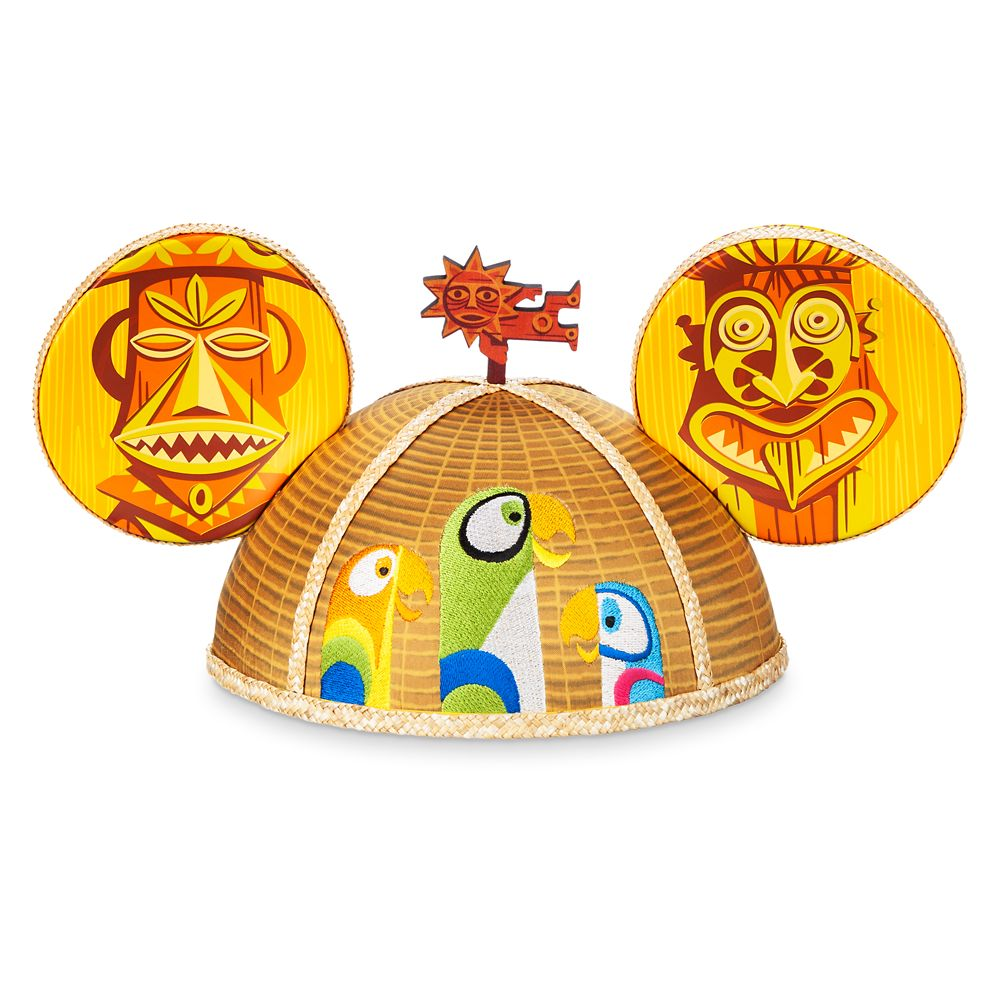 The Enchanted Tiki Room Ear Hat for Adults by SHAG – Limited Release