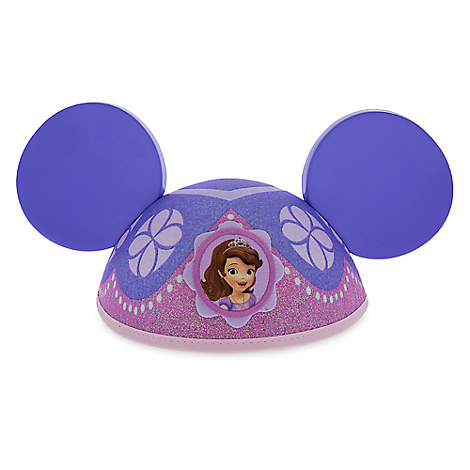 Sofia the First Ear Hat for Kids