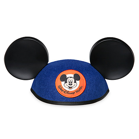 Mickey Mouse Ear Hat for Kids - Walt Disney World - Blue