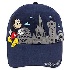 56adb648c56 Mickey Mouse Baseball Cap for Kids – Walt Disney World 2019. Price   21.99