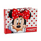 Minnie Mouse Autograph Book and Photo Album