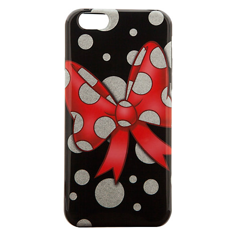 Minnie Mouse Bow iPhone 6 Case