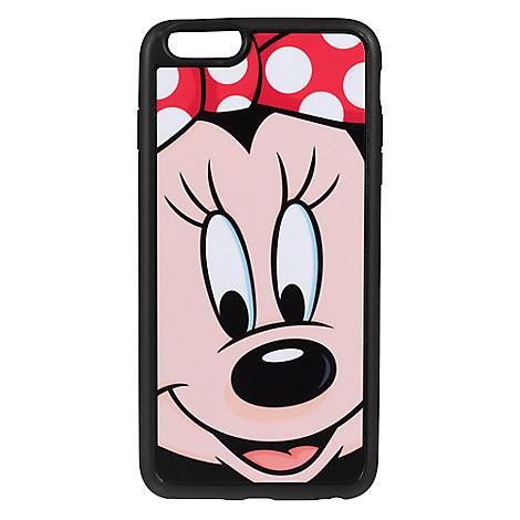 Minnie Mouse Face iPhone 6 Plus Case