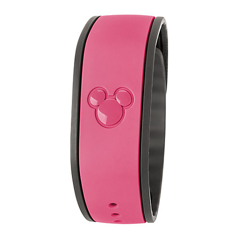 Disney Parks MagicBand - Pink