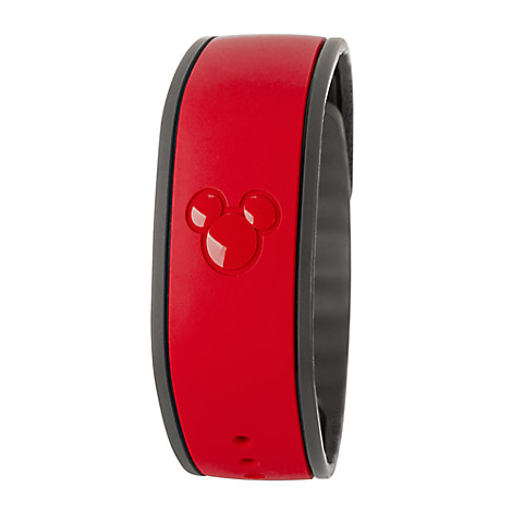 Disney Parks MagicBand - Red