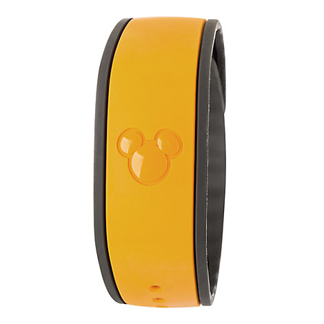 Disney Parks MagicBand - Yellow