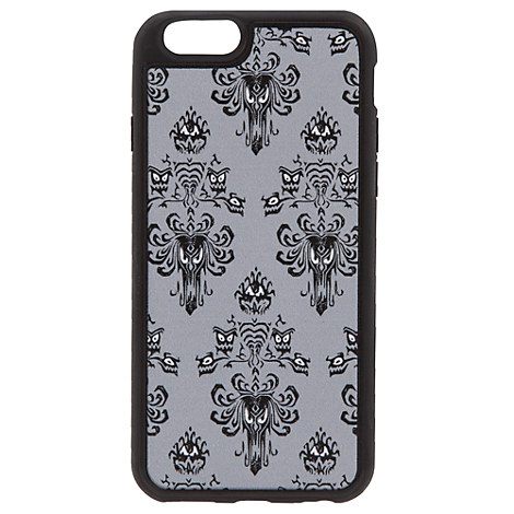 The Haunted Mansion Wallpaper iPhone 6 Case