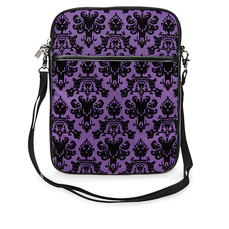 The Haunted Mansion Wallpaper Tablet Case