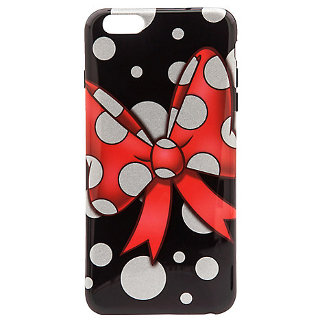 Minnie Mouse Bow iPhone 6/6S Plus Case