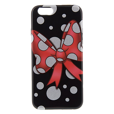 Minnie Mouse Bow iPhone 6/6S Case