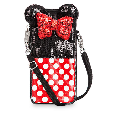 Minnie Mouse Sequined Smartphone Case