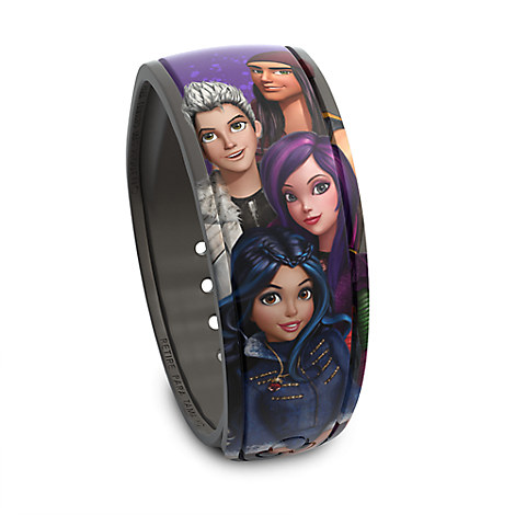 Descendants Disney Parks MagicBand