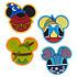 Mickey Mouse Icon MagicBandits Set