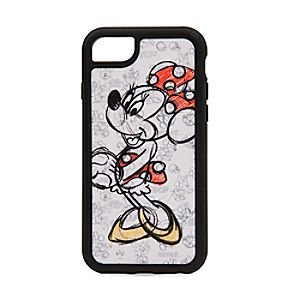 Disneystore Minnie Mouse Sketch I Phone 7 / 6 / 6s Case