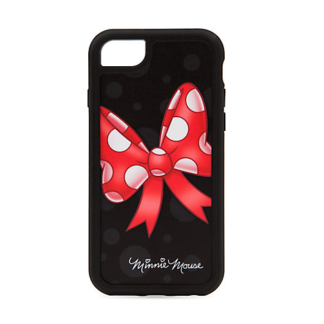 Minnie Mouse Bow iPhone 7/6/6S Case