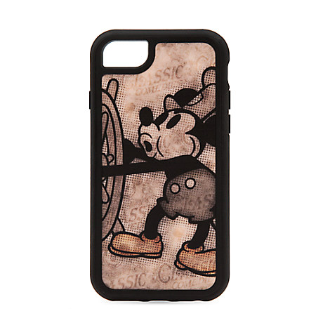 Mickey Mouse iPhone 7/6/6S Case - Steamboat Willie