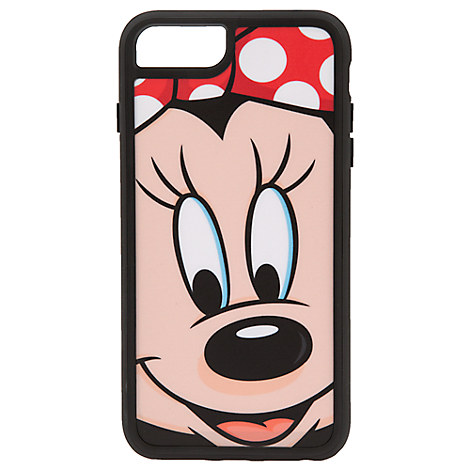 Minnie Mouse Face iPhone 7/6/6S Plus Case