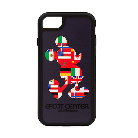 Mickey Mouse Epcot Center iPhone 7/6/6S Case - Walt Disney World