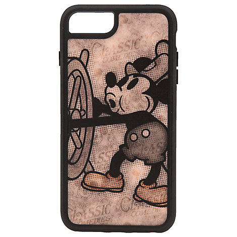 Mickey Mouse iPhone 7/6/6S Plus Case - Steamboat Willie