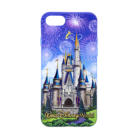 Cinderella Castle iPhone 7/6/6S Case - Walt Disney World
