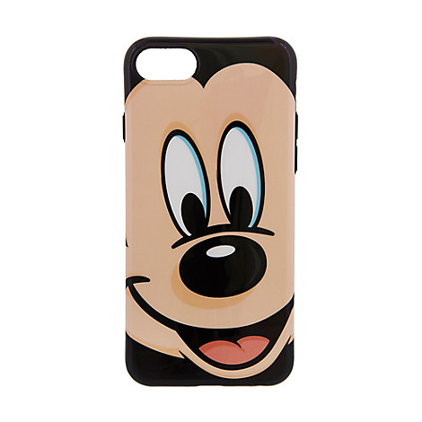 Mickey Mouse Face iPhone 7/6/6S Case