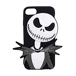 Disney Store Jack Skellington Iphone 7 / 6 / 6s Case
