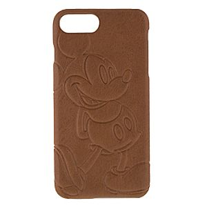 Disney Store Mickey Mouse Leather Iphone 7 / 6 Plus Case