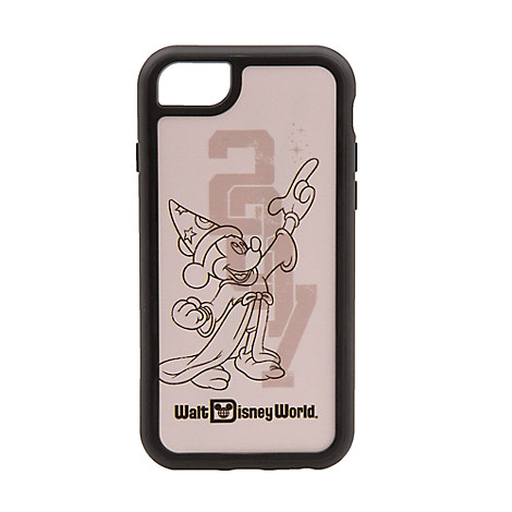 Sorcerer Mickey Mouse iPhone 7/6 Case - Walt Disney World