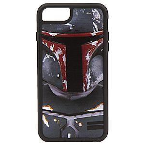 Disneystore Boba Fett I Phone 7 / 6 / 6s Plus Case  -  Star Wars