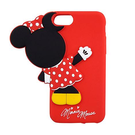 Minnie Mouse Peeking iPhone 7/6/6S Case