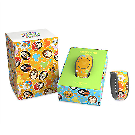 Mickey Mouse and Friends Limited Edition MagicBand 2 - Easter 2017
