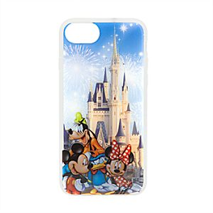 Disney Store Mickey Mouse And Friends Cinderella Castle Iphone 7 / 6