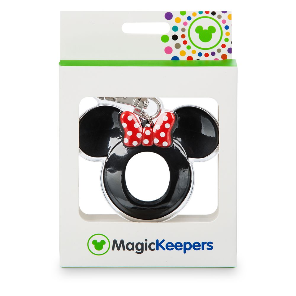 Minnie Mouse MagicKeepers Lanyard Medal