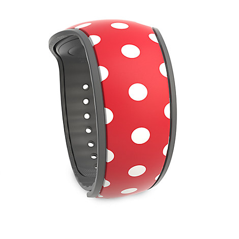 Minnie Mouse MagicBand 2 - Polka Dot
