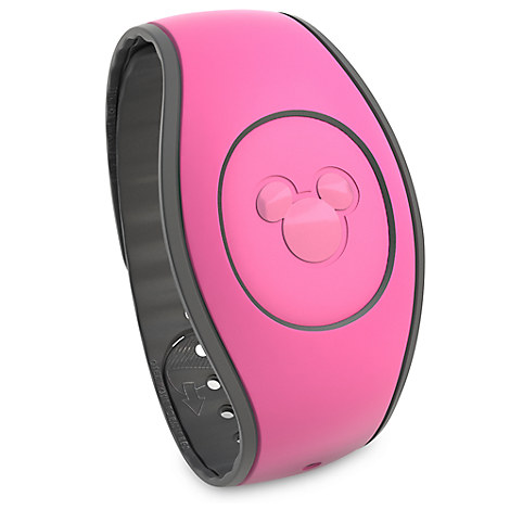 Disney Parks MagicBand 2 - Pink