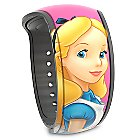 Alice in Wonderland MagicBand 2