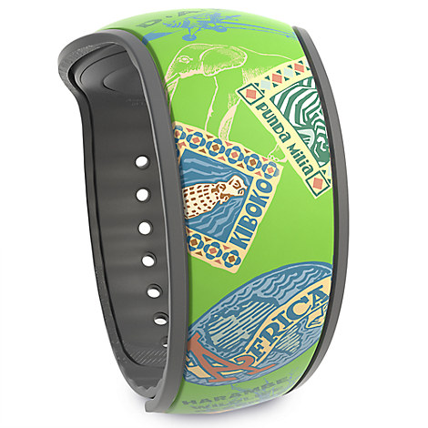 Kilimanjaro Safaris MagicBand 2 - Disney's Animal Kingdom - Limited Release