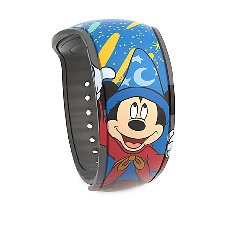 Sorcerer Mickey Mouse MagicBand 2 - Fantasia