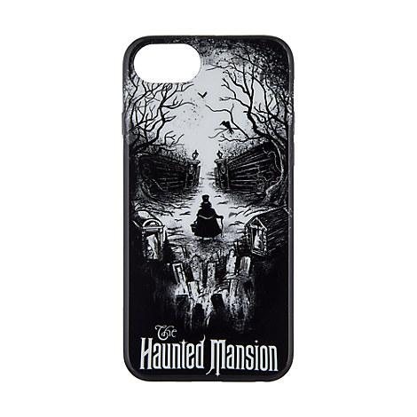 Haunted Mansion Skull iPhone 7/6/6S Case