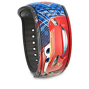 Lightning McQueen Limited Edition MagicBand 2 - Cars 3