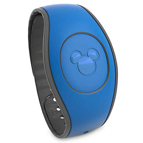 Disney Parks MagicBand 2 - Blue