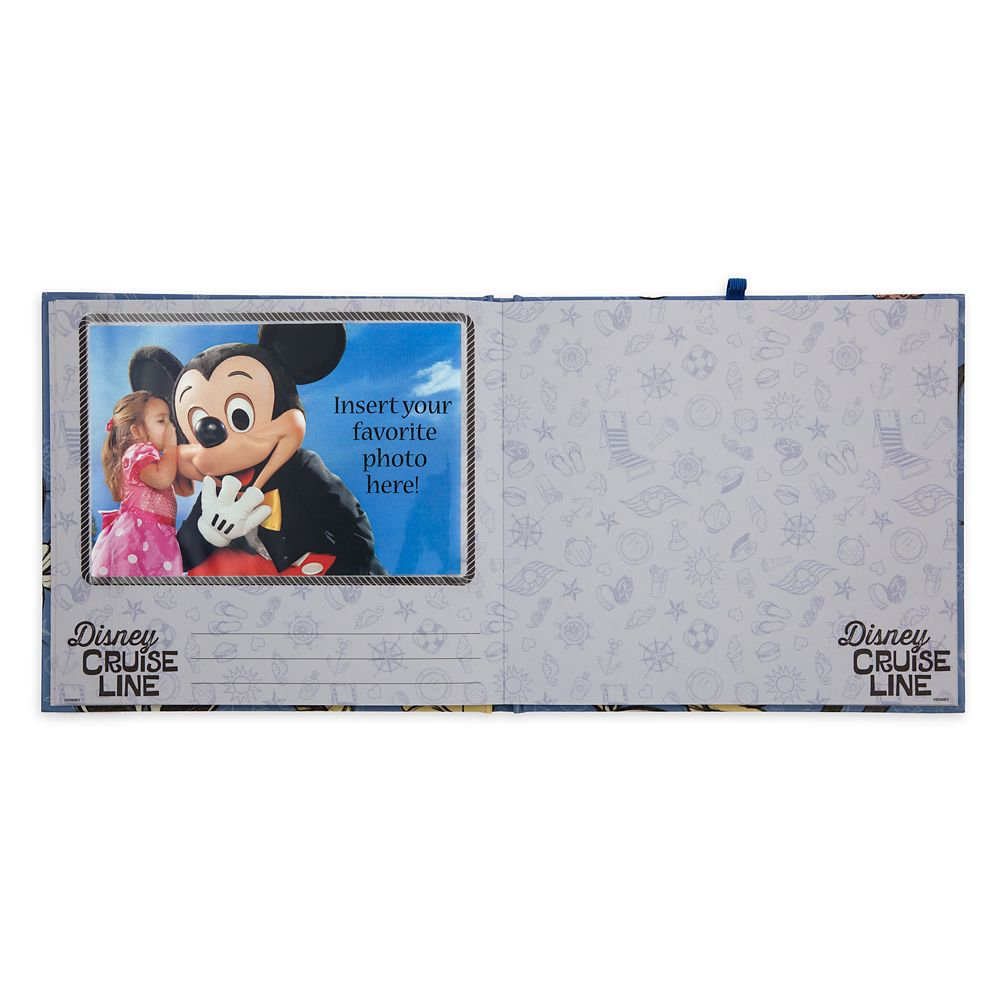 Mickey Mouse and Friends Autograph Book – Disney Cruise Line