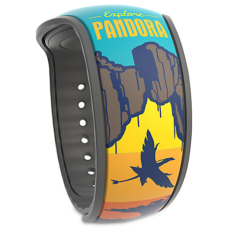 Pandora: The World of Avatar Limited Edition MagicBand 2 - Valley of Mo'ara