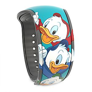 Huey, Dewey, and Louie MagicBand 2