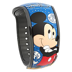 Mickey Mouse MagicBand 2 - Walt Disney World 2018