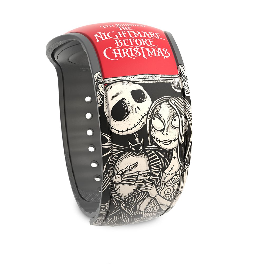 Jack Skellington and Sally MagicBand 2 Official shopDisney