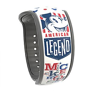 Mickey Mouse American Legend MagicBand 2 - Limited Release