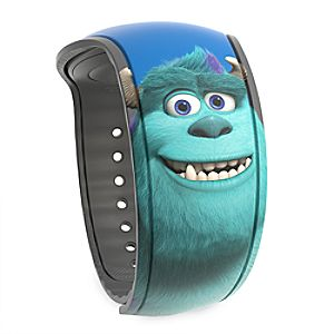 Mike and Sulley MagicBand 2 - Monsters, Inc.