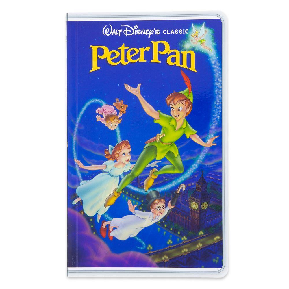 Peter Pan ''VHS Case'' Journal