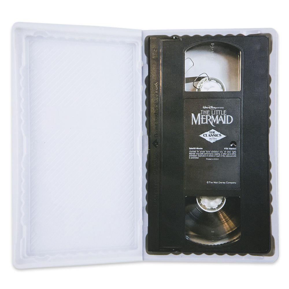The Little Mermaid ''VHS Case'' Journal